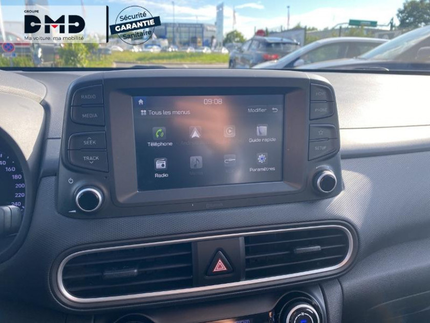 Hyundai Kona 1.0 T-gdi 120ch Fap Intuitive - Visuel #6