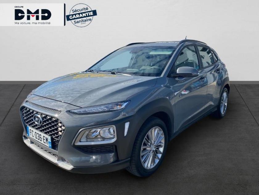 Hyundai Kona 1.0 T-gdi 120ch Fap Intuitive - Visuel #1