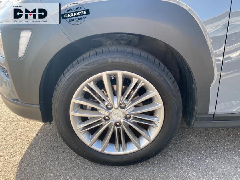 Hyundai Kona 1.0 T-gdi 120ch Fap Intuitive - Visuel #13