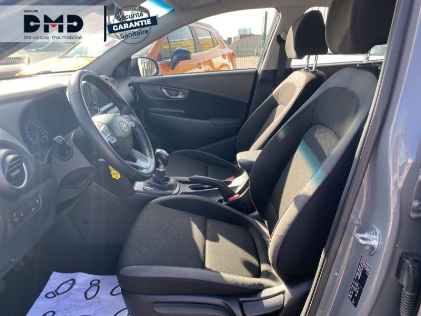 Hyundai Kona 1.0 T-gdi 120ch Fap Intuitive - Visuel #9