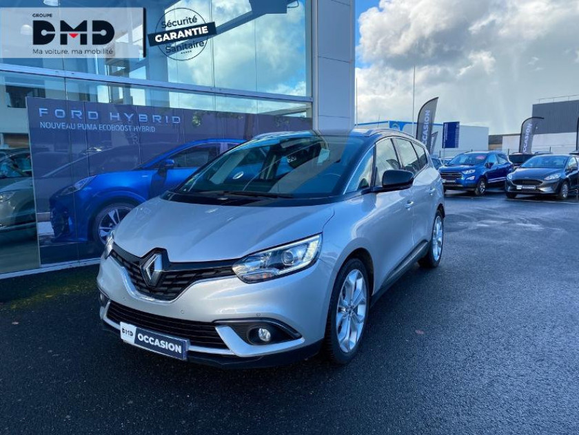 Renault Grand Scenic 1.5 Dci 110ch Energy Intens Edc - Visuel #14
