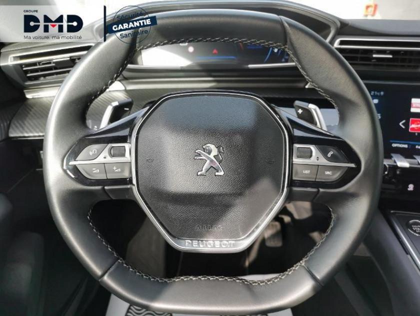 Peugeot 508 Sw Bluehdi 160ch S&s Allure Eat8 - Visuel #7