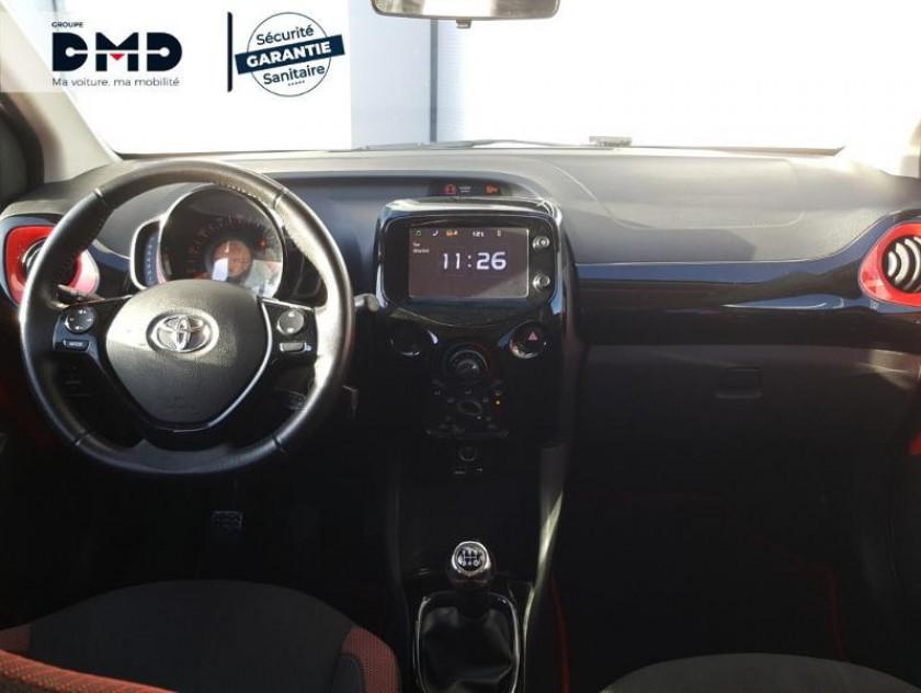 Toyota Aygo 1.0 Vvt-i 69ch X-cite 4 5p - Visuel #5