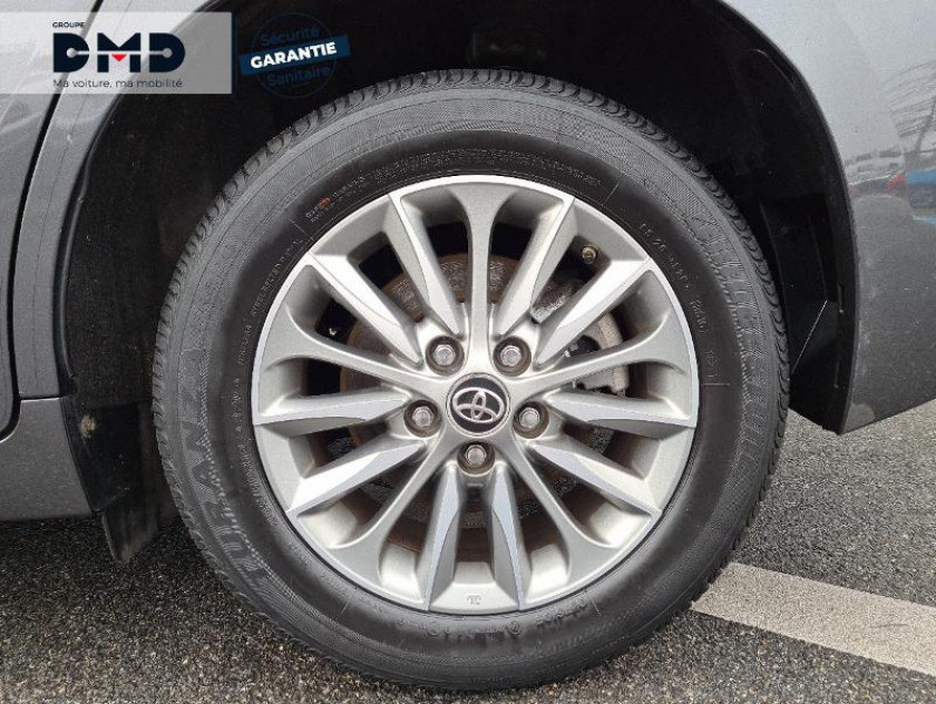 Toyota Verso 132 Vvt-i Dynamic - Visuel #13