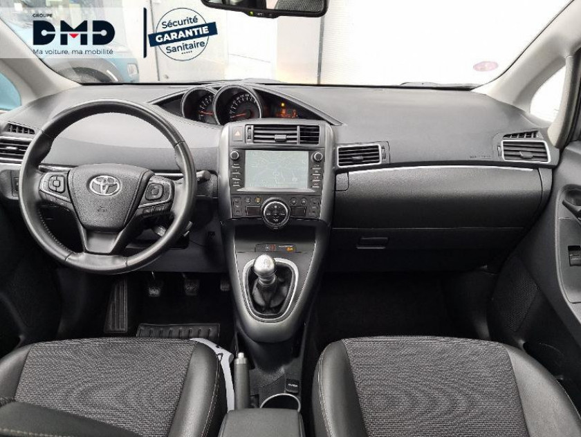 Toyota Verso 132 Vvt-i Dynamic - Visuel #5