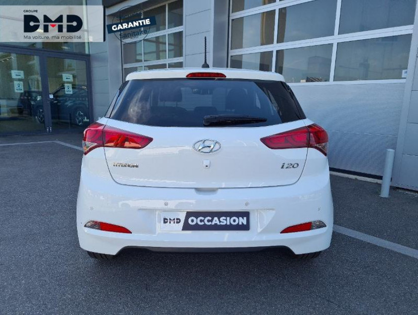 Hyundai I20 1.2 84 Edition #mondial - Visuel #11
