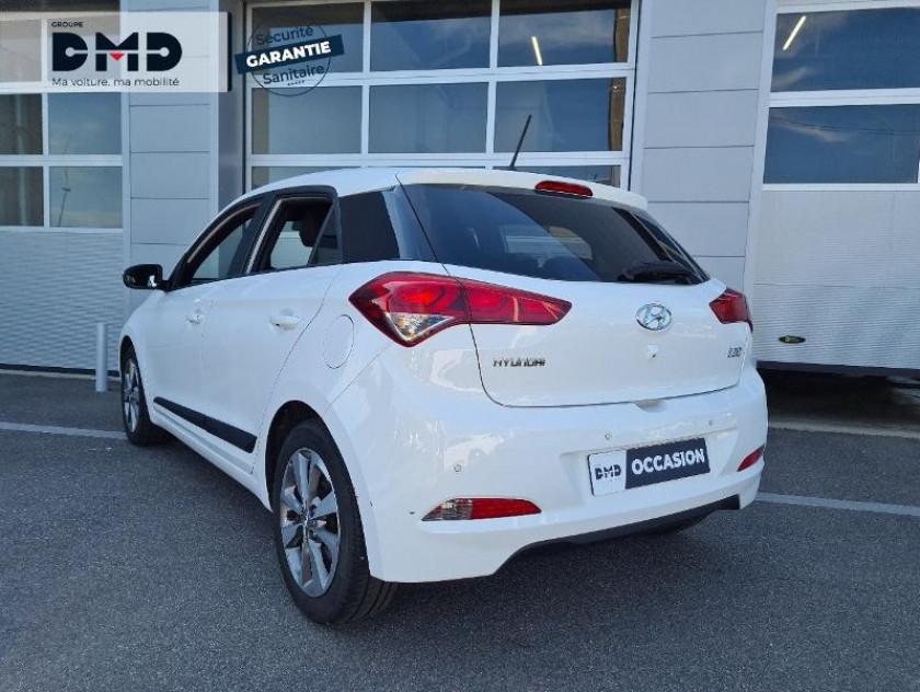 Hyundai I20 1.2 84 Edition #mondial - Visuel #3