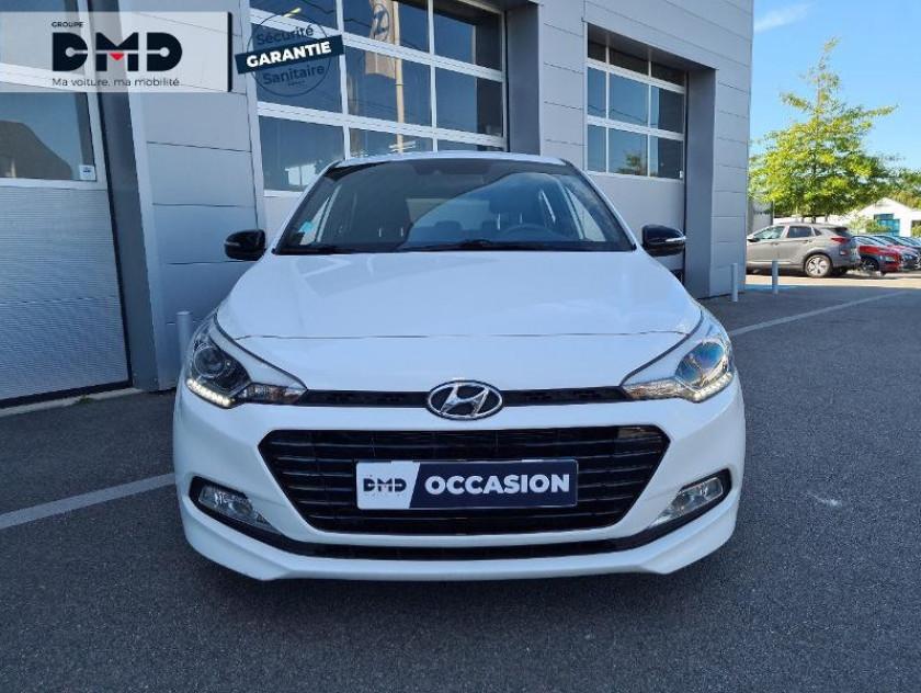 Hyundai I20 1.2 84 Edition #mondial - Visuel #4