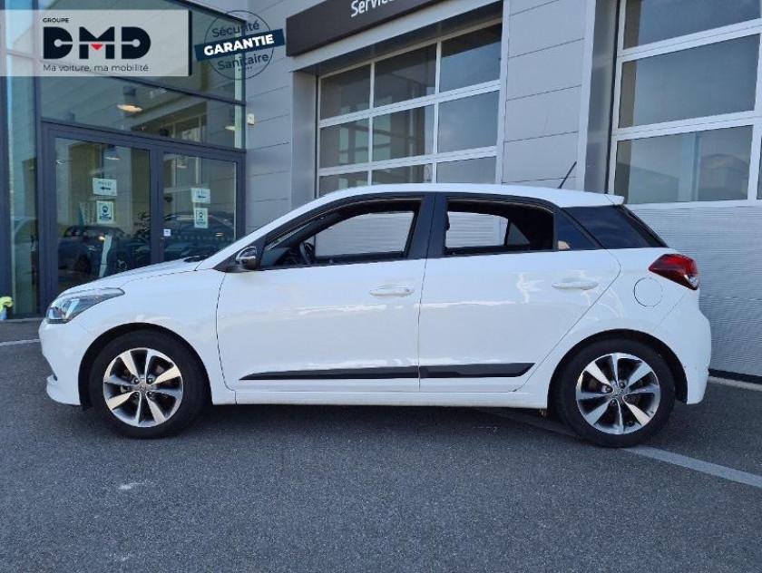 Hyundai I20 1.2 84 Edition #mondial - Visuel #2