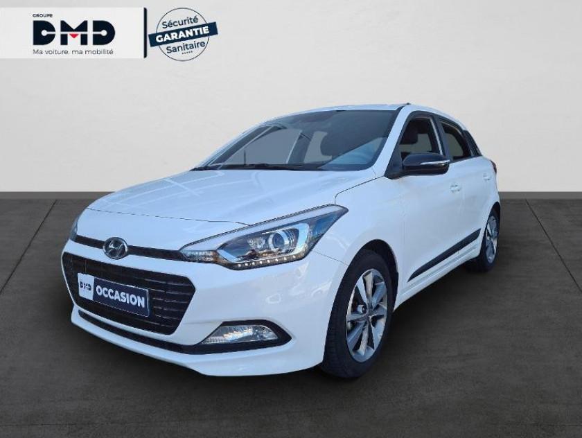 Hyundai I20 1.2 84 Edition #mondial - Visuel #1