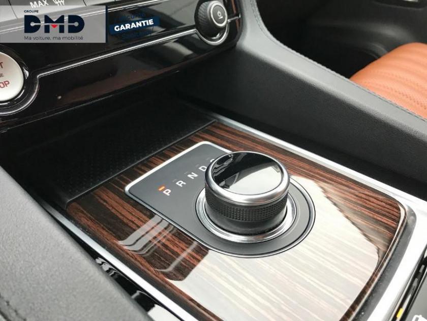 Jaguar F-pace V6 3.0d 300ch Portfolio 4x4 Bva8 - Visuel #8