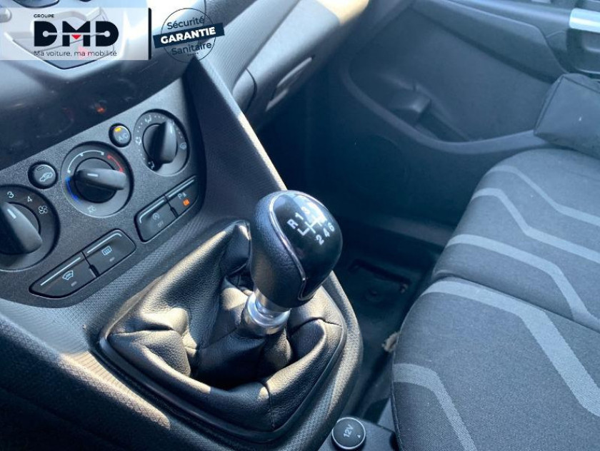 Ford Transit Connect L2 1.5 Td 120ch Stop&start Trend Euro Vi - Visuel #8