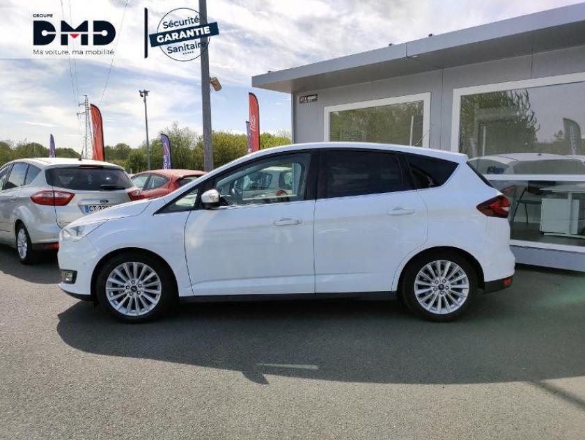 Ford C-max 1.0 Ecoboost 125ch Stop&start Titanium Euro6.2 - Visuel #2