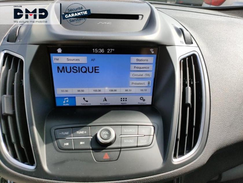 Ford C-max 1.0 Ecoboost 125ch Stop&start Titanium Euro6.2 - Visuel #6