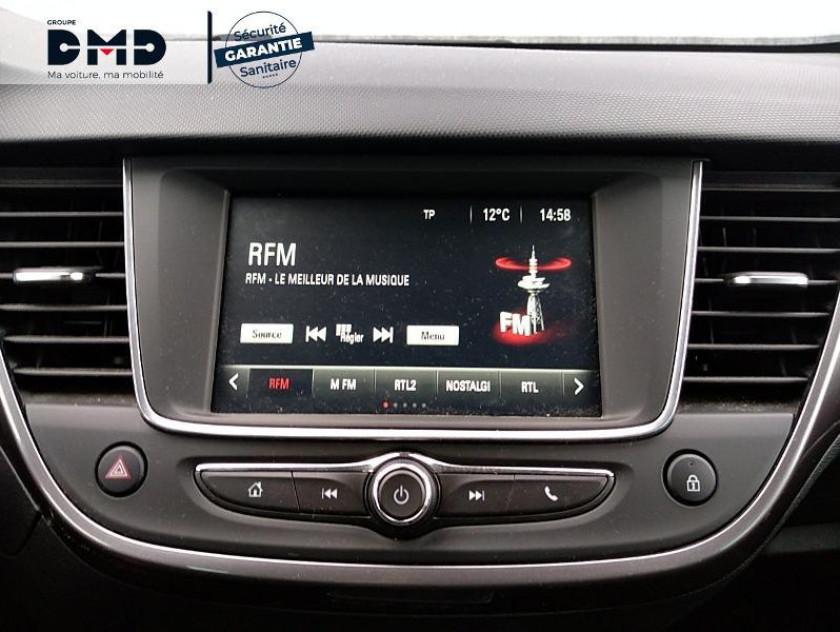 Opel Crossland X 1.2 Turbo 130ch Innovation - Visuel #6