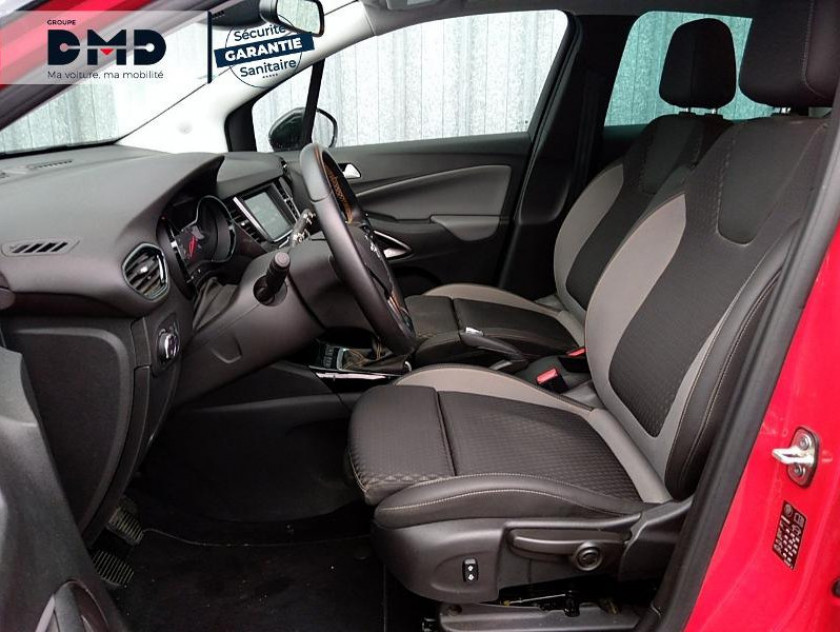 Opel Crossland X 1.2 Turbo 130ch Innovation - Visuel #9