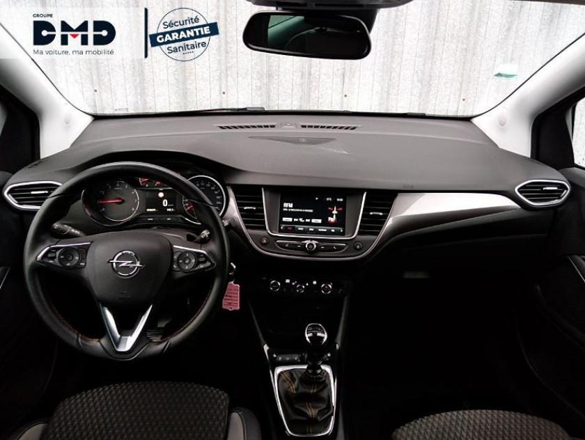 Opel Crossland X 1.2 Turbo 130ch Innovation - Visuel #5