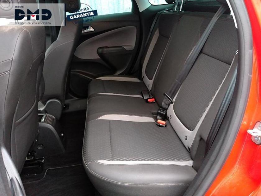 Opel Crossland X 1.2 Turbo 130ch Innovation - Visuel #10
