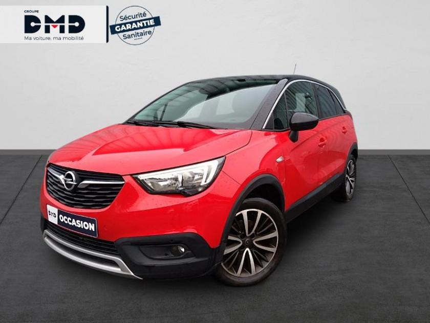 Opel Crossland X 1.2 Turbo 130ch Innovation - Visuel #1