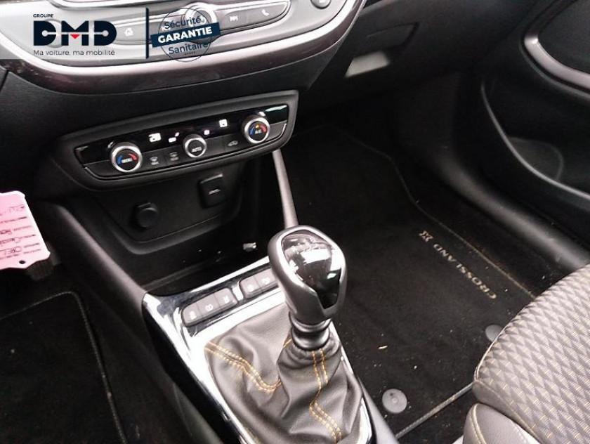 Opel Crossland X 1.2 Turbo 130ch Innovation - Visuel #8