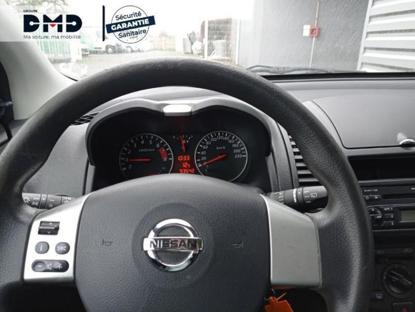 Nissan Note 1.4 88ch Visia - Visuel #7