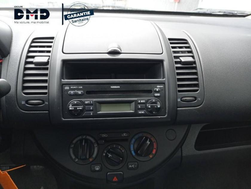Nissan Note 1.4 88ch Visia - Visuel #6