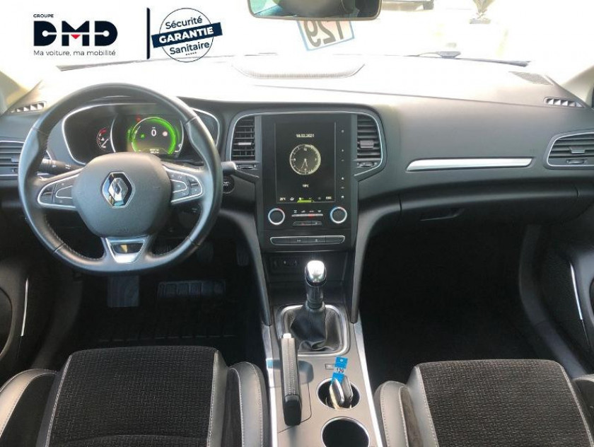 Renault Megane Estate 1.5 Dci 110ch Energy Business - Visuel #5
