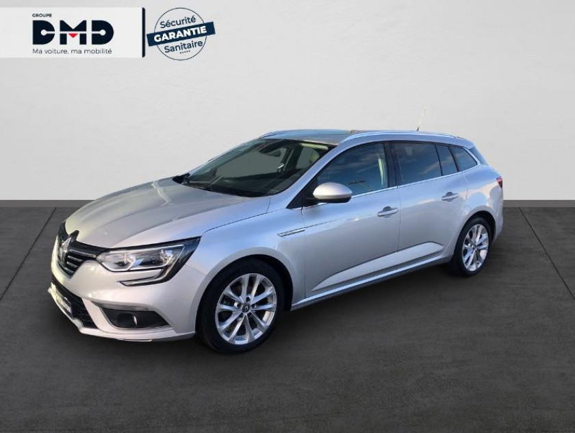 Renault Megane Estate 1.5 Dci 110ch Energy Business - Visuel #1
