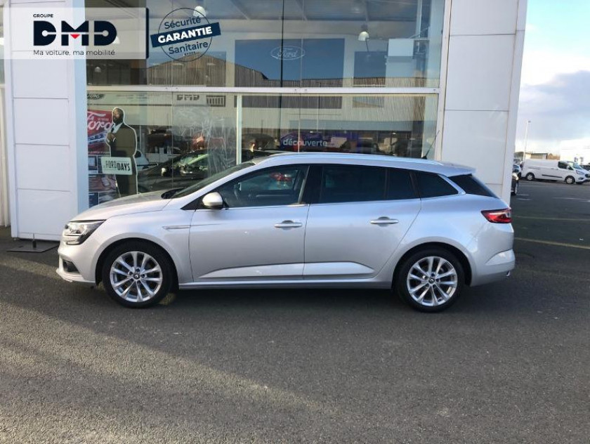 Renault Megane Estate 1.5 Dci 110ch Energy Business - Visuel #2