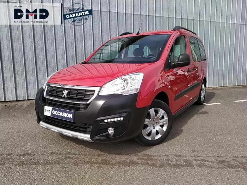 Peugeot Partner Tepee 1.2 Puretech Style S&s - Visuel #14