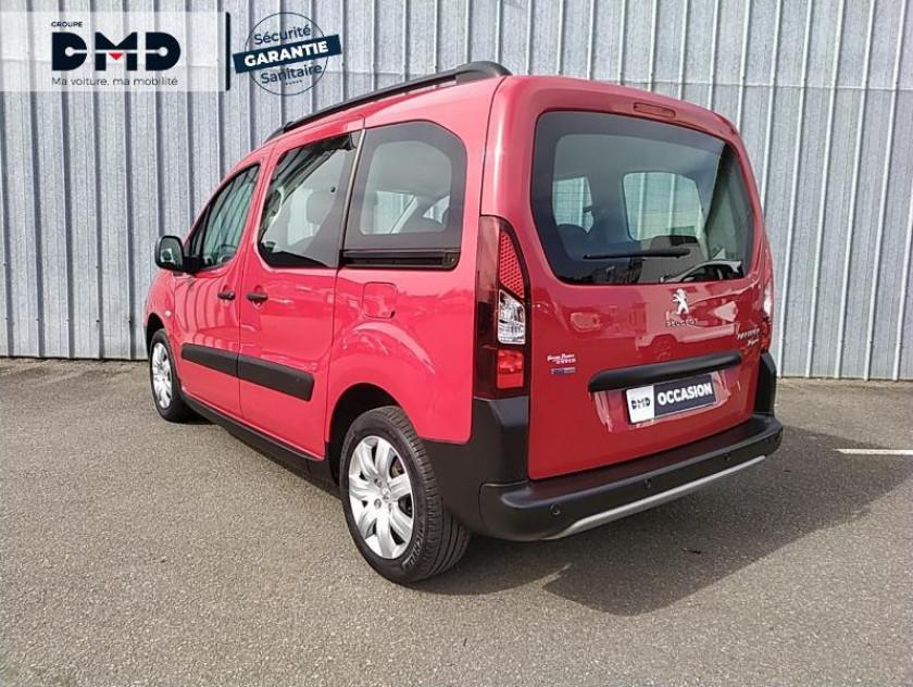 Peugeot Partner Tepee 1.2 Puretech Style S&s - Visuel #3