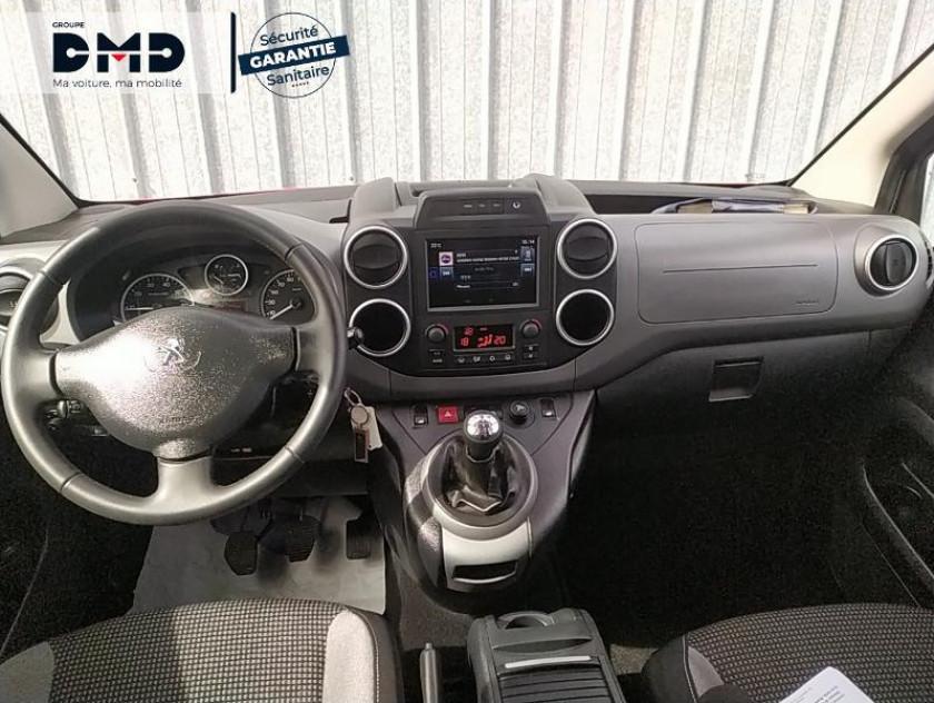 Peugeot Partner Tepee 1.2 Puretech Style S&s - Visuel #5