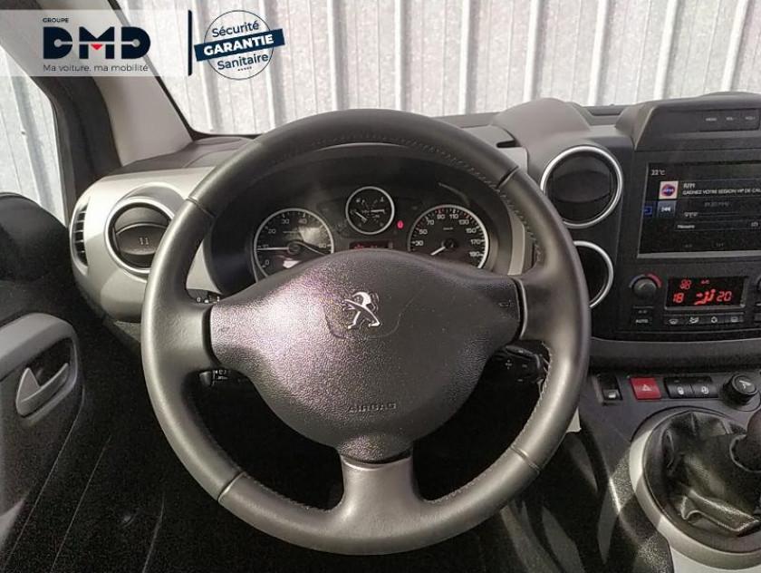 Peugeot Partner Tepee 1.2 Puretech Style S&s - Visuel #7