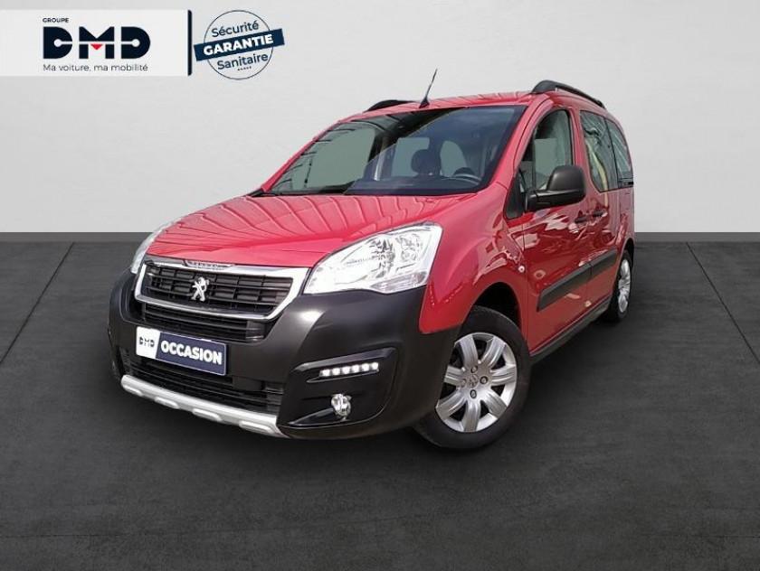 Peugeot Partner Tepee 1.2 Puretech Style S&s - Visuel #1