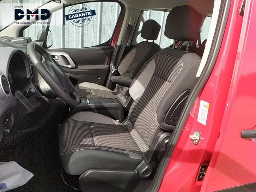 Peugeot Partner Tepee 1.2 Puretech Style S&s - Visuel #9