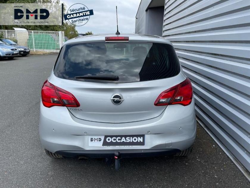 Opel Corsa 1.4 90ch Black Edition Start/stop 5p - Visuel #14