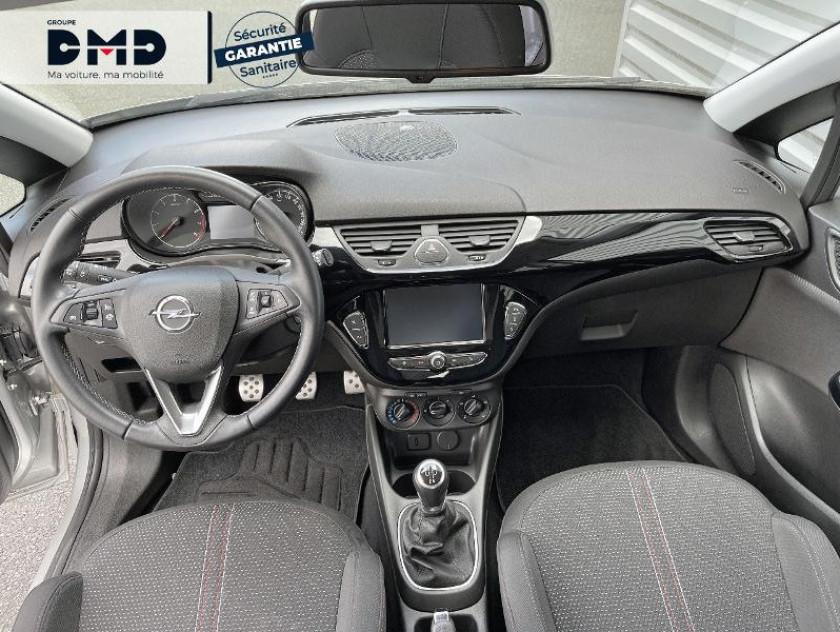 Opel Corsa 1.4 90ch Black Edition Start/stop 5p - Visuel #7