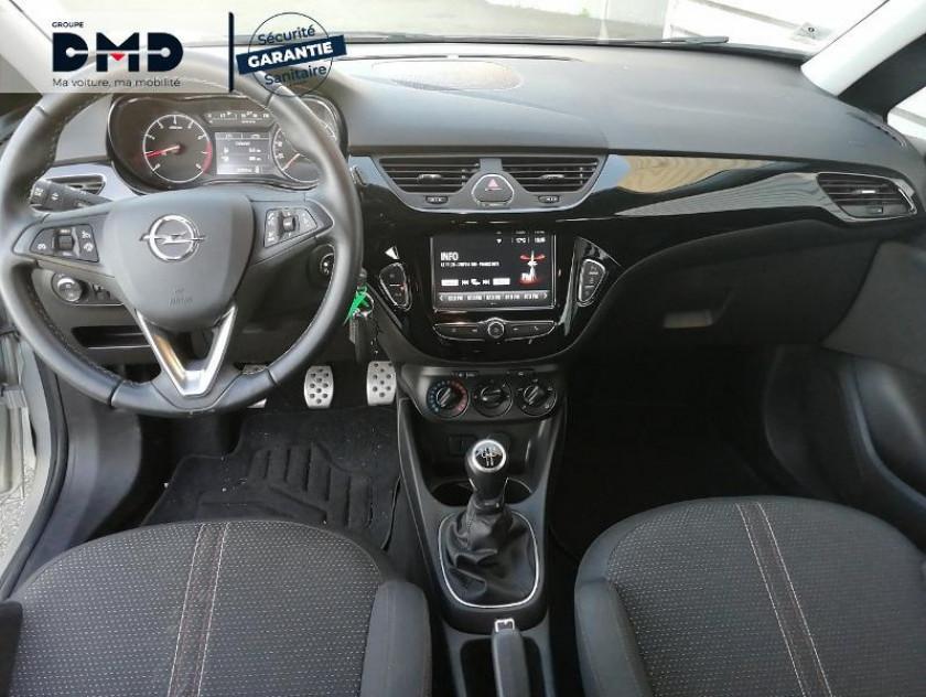 Opel Corsa 1.4 90ch Black Edition Start/stop 5p  - Visuel #13