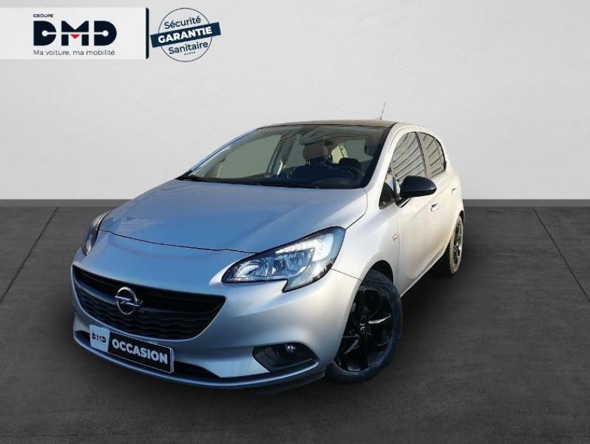 Opel Corsa 1.4 90ch Black Edition Start/stop 5p - Visuel #1