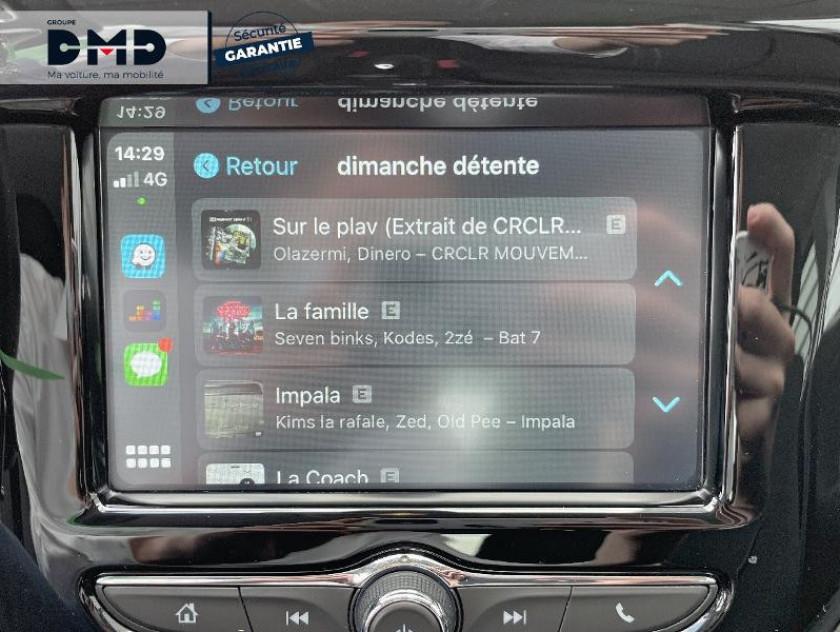 Opel Corsa 1.4 90ch Black Edition Start/stop 5p - Visuel #12