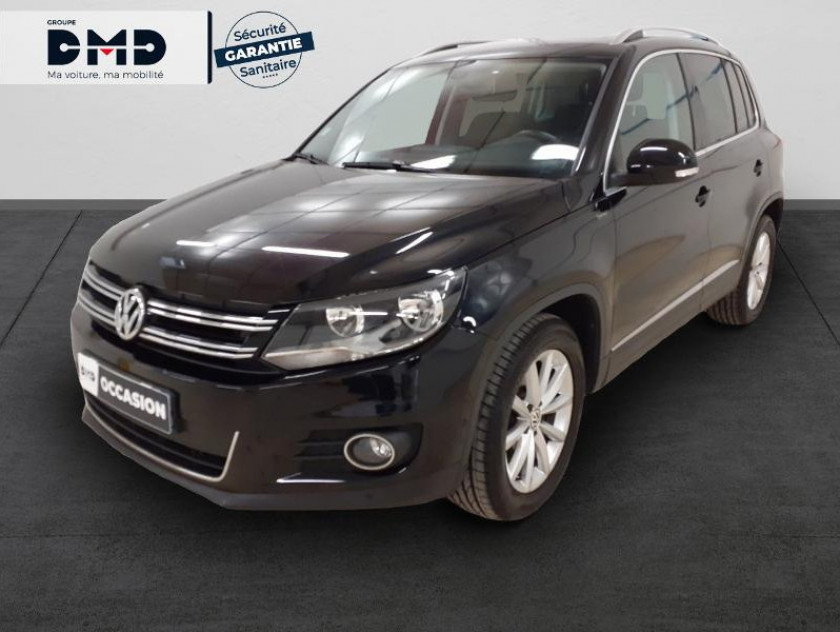 Volkswagen Tiguan 2.0 Tdi 150ch Bluemotion Technology Fap Lounge - Visuel #1
