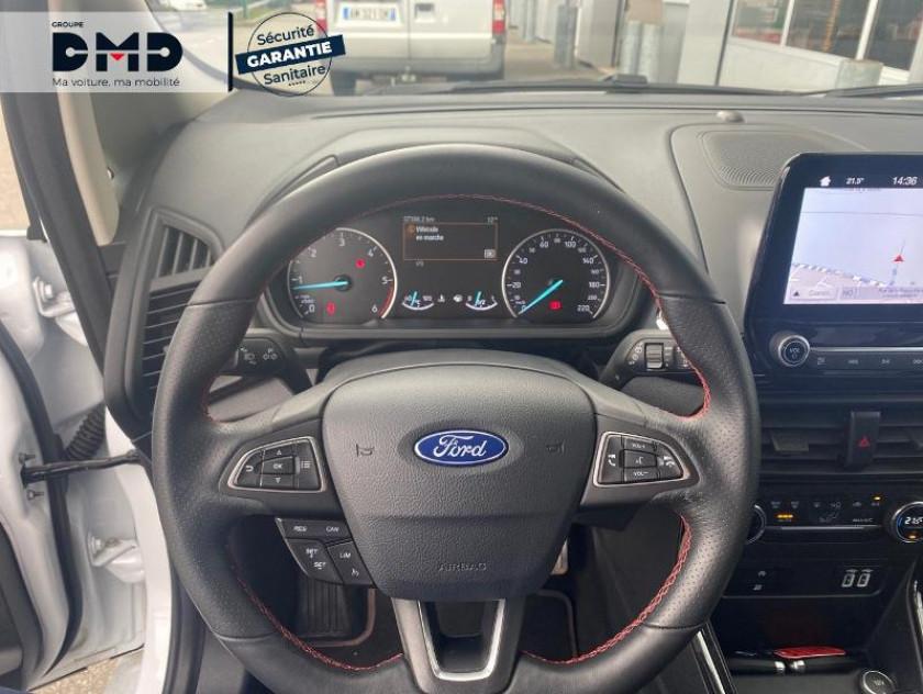 Ford Ecosport 1.5 Ecoblue 125ch St-line 4x2 Euro6.2 - Visuel #7