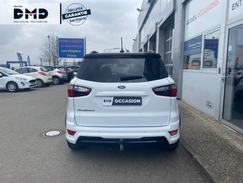 Ford Ecosport 1.5 Ecoblue 125ch St-line 4x2 Euro6.2 - Visuel #11