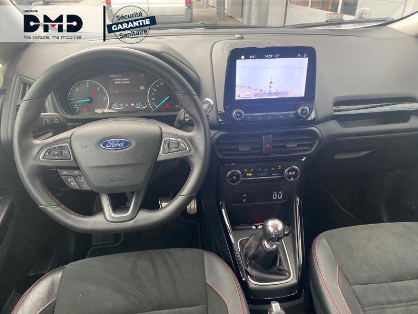 Ford Ecosport 1.5 Ecoblue 125ch St-line 4x2 Euro6.2 - Visuel #5