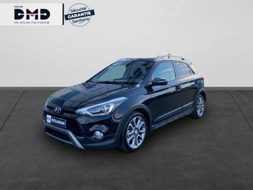 Hyundai I20 1.0 T-gdi 100 Active - Visuel #1