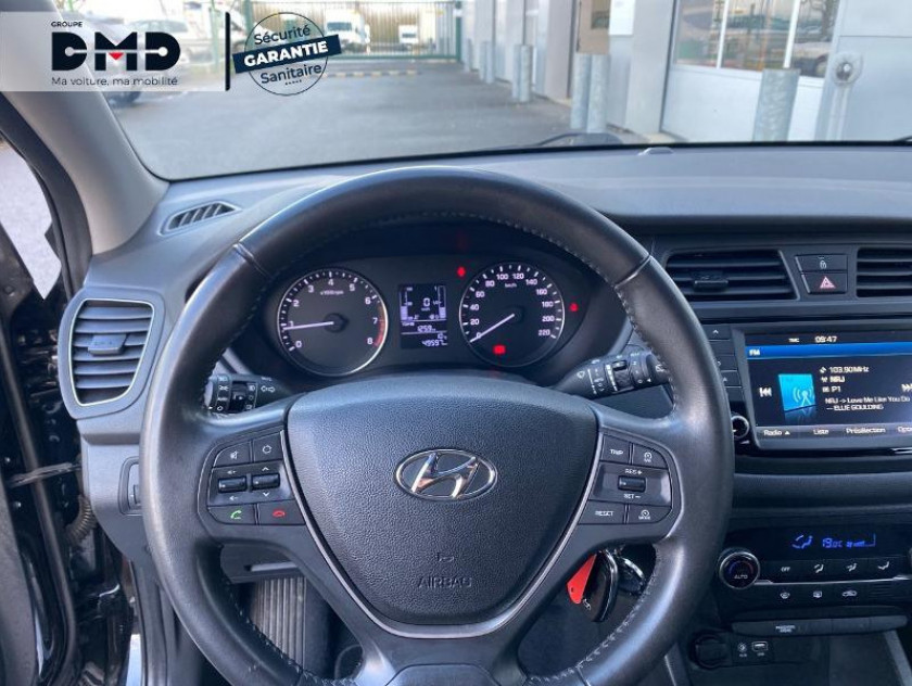 Hyundai I20 1.0 T-gdi 100 Active - Visuel #7