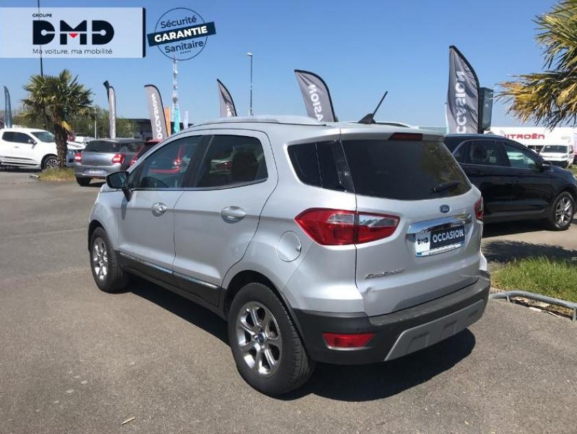 Ford Ecosport 1.0 Ecoboost 125ch St-line - Visuel #3