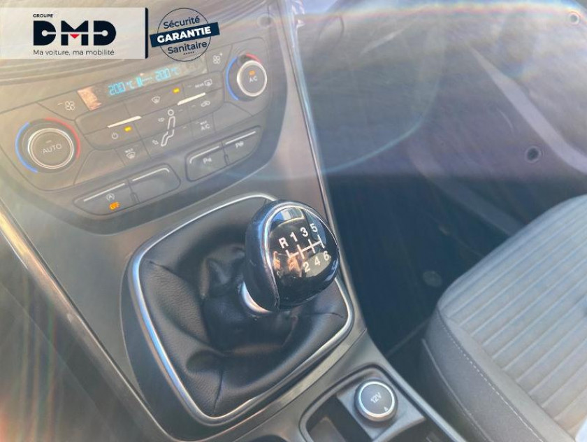 Ford C-max 1.5 Tdci 120ch Stop&start Titanium - Visuel #8