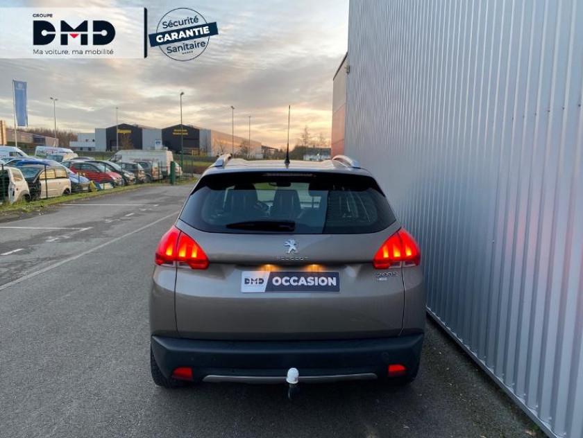 Peugeot 2008 1.6 E-hdi92 Fap Allure - Visuel #11