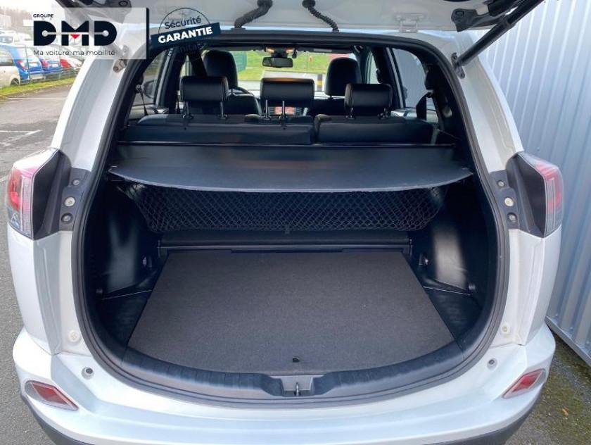 Toyota Rav4 197 Hybride Black Edition 2wd Cvt - Visuel #12